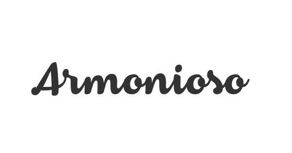 Armonioso font thumb