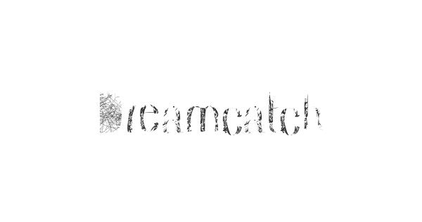 Dreamcatcher font thumb
